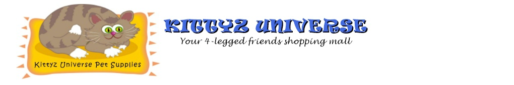 kittyz universe site header